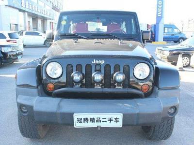 Jeep 牧马人  2008款 3.8L 四门?#35745;?/>                         <div class=