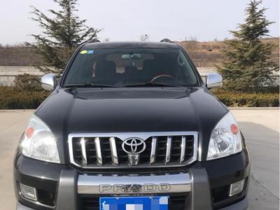 2008年9月 丰田 普拉多(进口) 2.7L 标准型图片