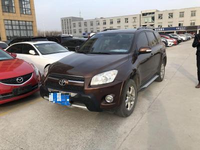 2012年4月 丰田 RAV4 2.4L 豪华炫装版图片