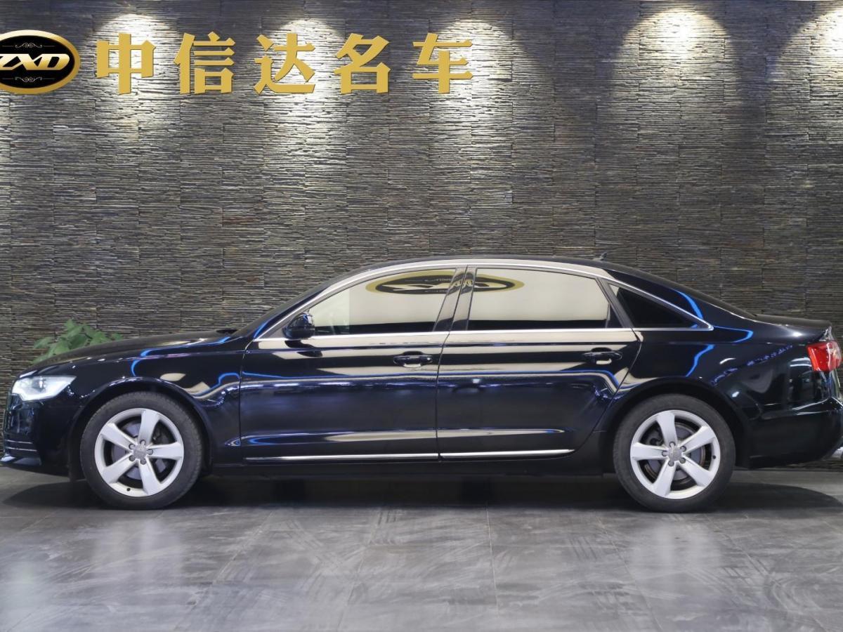 奥迪 奥迪A6L  2012款 A6L 30FSI豪华型图片