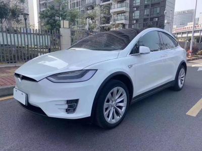 2016年1月 特斯拉 Model X 60D图片