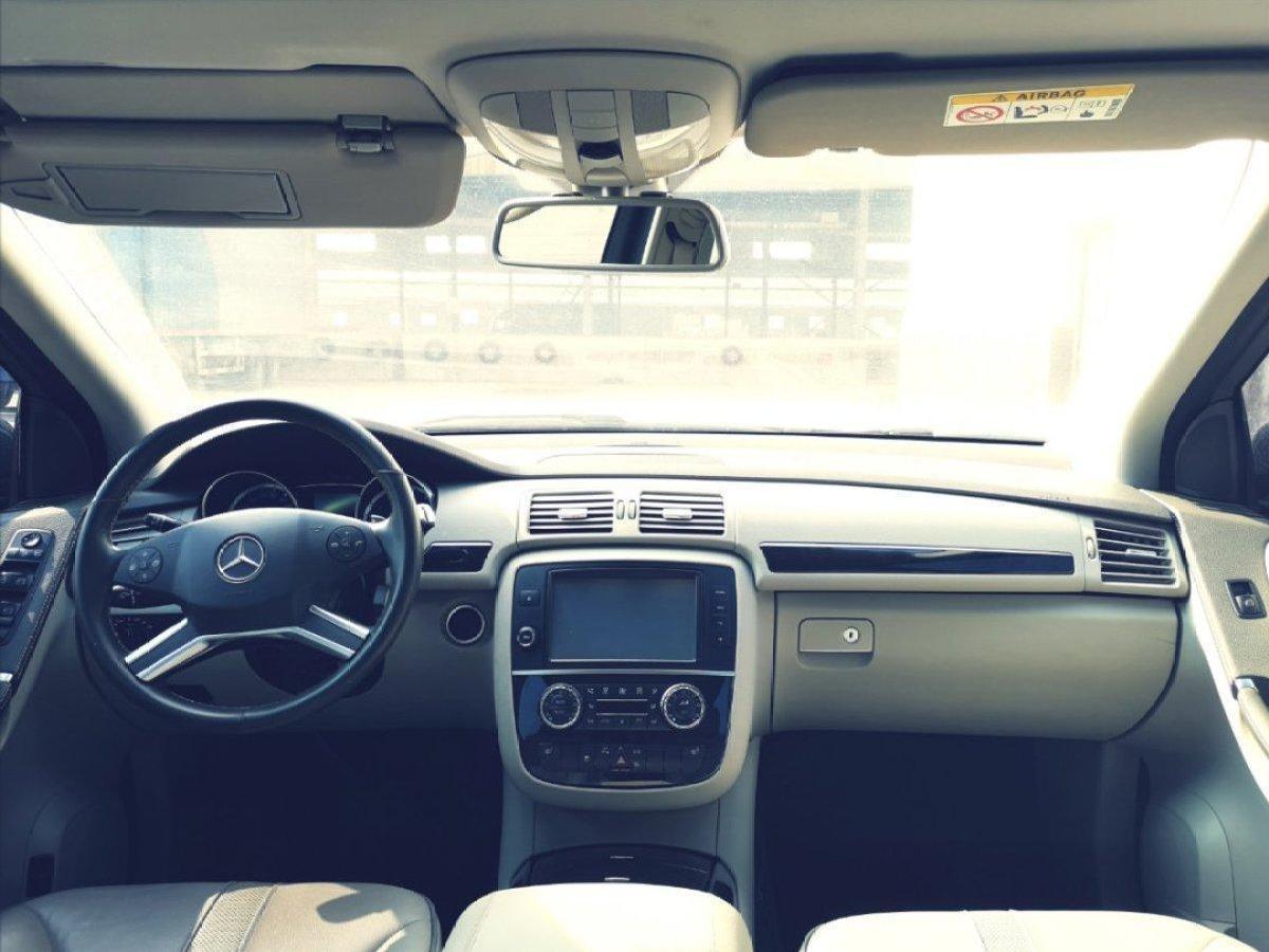 奔驰 奔驰R级  2014款 R400 3.0T 4MATIC 商务型图片