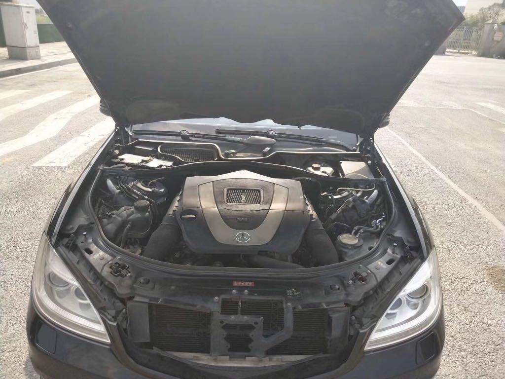 奔驰 奔驰S级  2010款 S350L 3.5L 豪华型图片