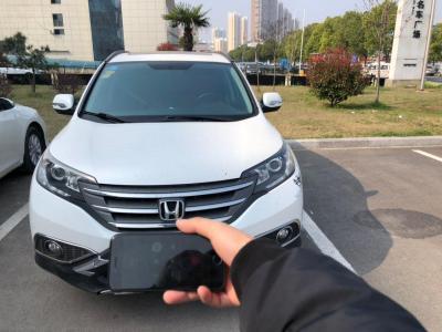 本田 CR-V  2012款 2.4L豪華版
