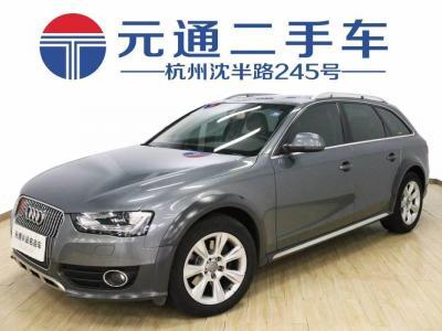 2012年7月 奥迪 奥迪A4(进口) A4 40TFSI Allroad quattro 舒适型图片