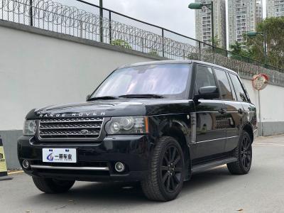 路虎 攬勝行政版  2010款 5.0T SC 汽油型圖片