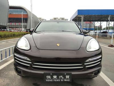 保时捷 Cayenne  2014款 Platinum Edition 3.0T?#35745;?/>                         <div class=