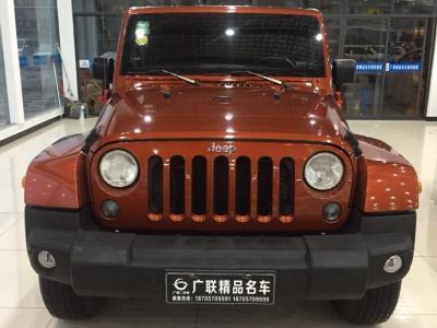 2015年1月 Jeep 牧马人(进口) 3.0L 四门图片
