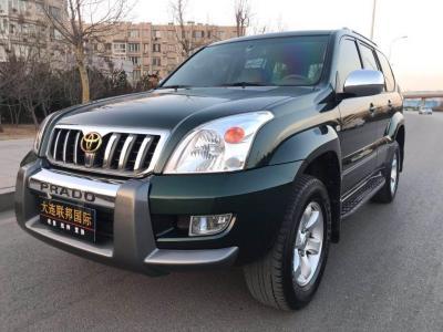 丰田 普拉多  2006款 4.0L VX导航版