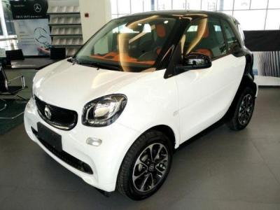 Smart图片 Fortwo Coupe 1.0 激情版