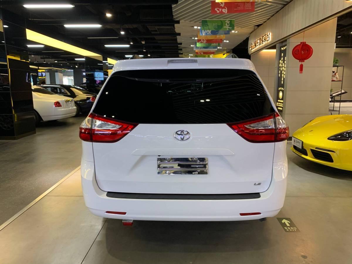 丰田 塞纳  2017款 3.5L图片