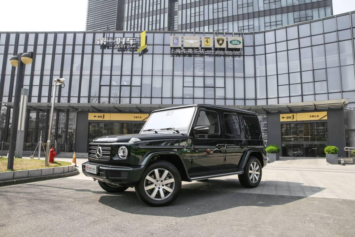 2019年5月_出售二手车奔驰 奔驰G级  2019款 G 500哪里有卖_价格多少198万