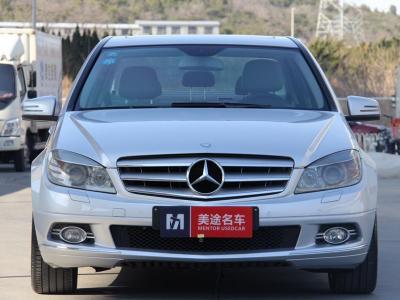 2011年6月 奔驰 奔驰C级 C200 CGI 1.8T 优雅型图片