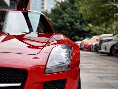 奔驰 SLS  2011款 SLS AMG 6.3L