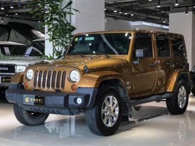 2012年6月 Jeep 牧马人(进口) 3.8L Sahara 四门版图片