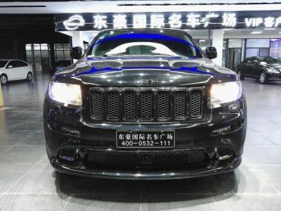 Jeep大切诺基&nbsp6.4 SRT8
