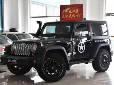 2014年6月 Jeep 牧马人  3.8L Rubicon 两门版图片