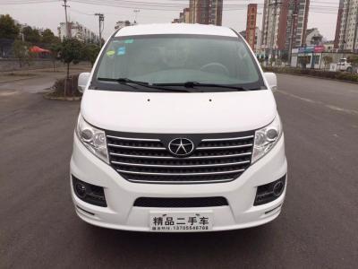 江淮 瑞風M5  2012款 2.0T 汽油手動公務版圖片