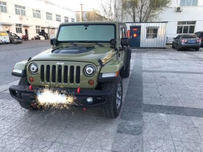 Jeep 牧馬人  2015款 3.6L 四門 舒享版圖片