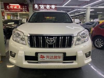 2012年6月 丰田 普拉多(进口) 2.7L 自动标准版图片