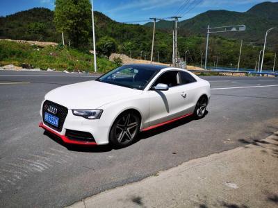 2015年3月 奥迪 奥迪A5(进口) Coupe 45 TFSI图片