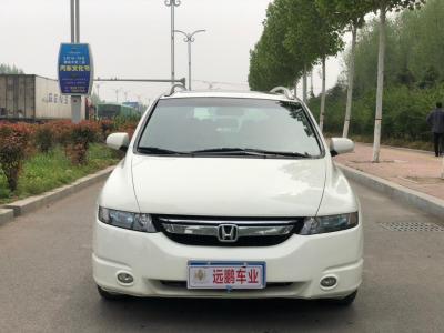 本田 奧德賽  2008款 2.4L 舒適版
