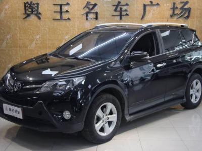 丰田 RAV4  2013款 2.5L 精英版图片