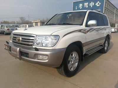 豐田 蘭德酷路澤  2007款 4.7L 自動GX-R