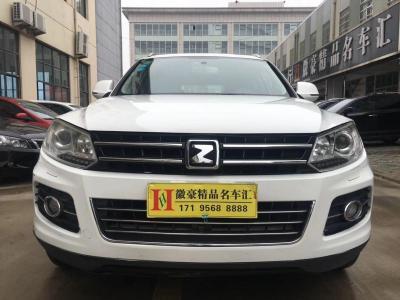 众泰 T600  2014款 2.0T DCT豪华型