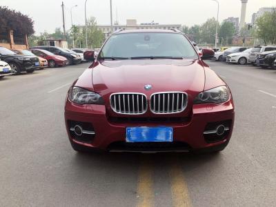 2012年4月 宝马 宝马X6(进口) X6 3.0T图片