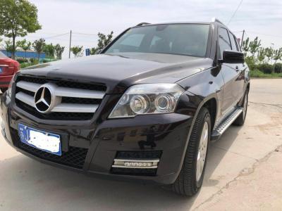 2011年11月 奔驰 奔驰GLK级 GLK 300 4MATIC 动感型图片