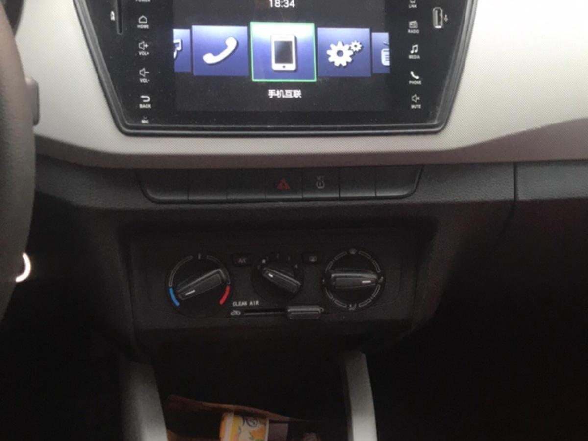 斯柯达 晶锐  2016款 1.4L 自动车享版图片