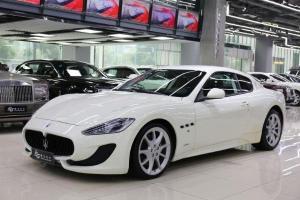 2014年8月   玛莎拉蒂 GT S 4.7 自动 Automatic图片