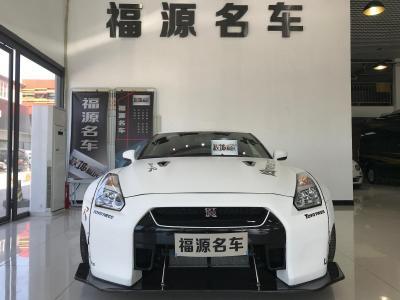 2017年5月 日产 GT-R(进口) 3.8T 豪华棕红内饰版图片