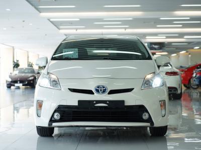 2012年11月 丰田 普锐斯 1.8L 豪华版图片