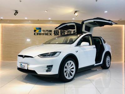 2018年7月 特斯拉 Model X Model X 100D 長續航版圖片