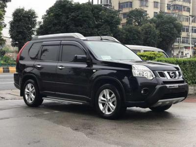 日產 奇駿  2012款 2.5L CVT豪華版 4WD