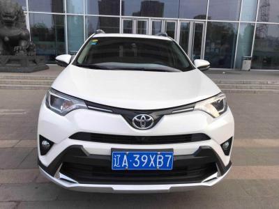 丰田 RAV4荣放  2016款 2.0L CVT四驱新锐版