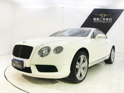 宾利 欧陆 GT V98 S 4.0T 标准版