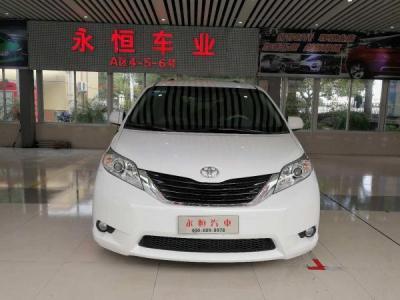 丰田 塞纳  3.5 LE Mobility 两驱7座 美规版图片