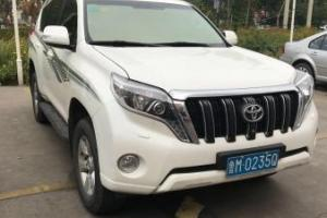 丰田 普拉多  4.0 TXL中东版图片