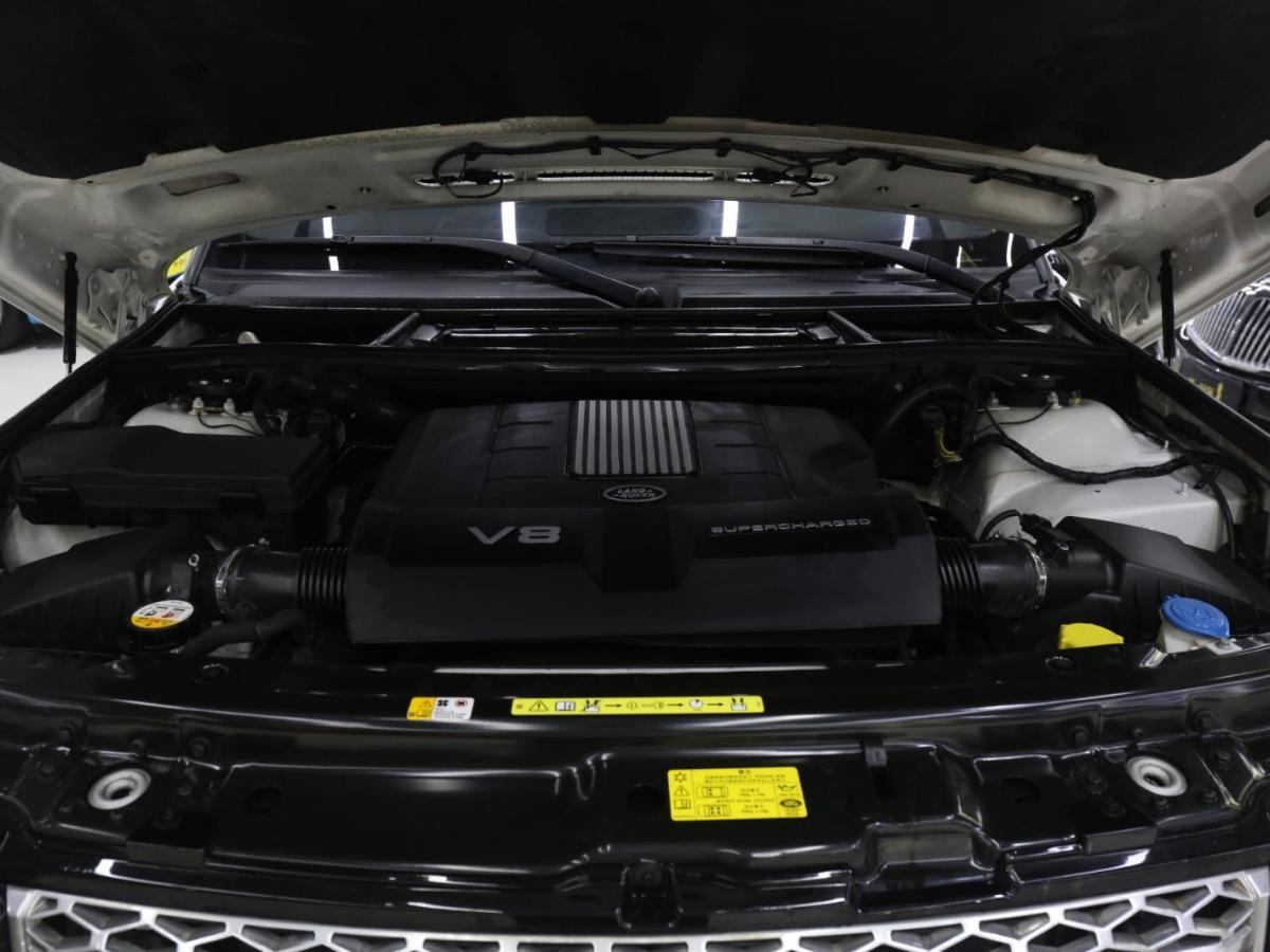 路虎 揽胜  2012款 5.0 V8 SC图片
