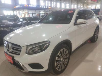 奔馳 奔馳GLC  2017款 GLC260 2.0T 4MATIC 動感型