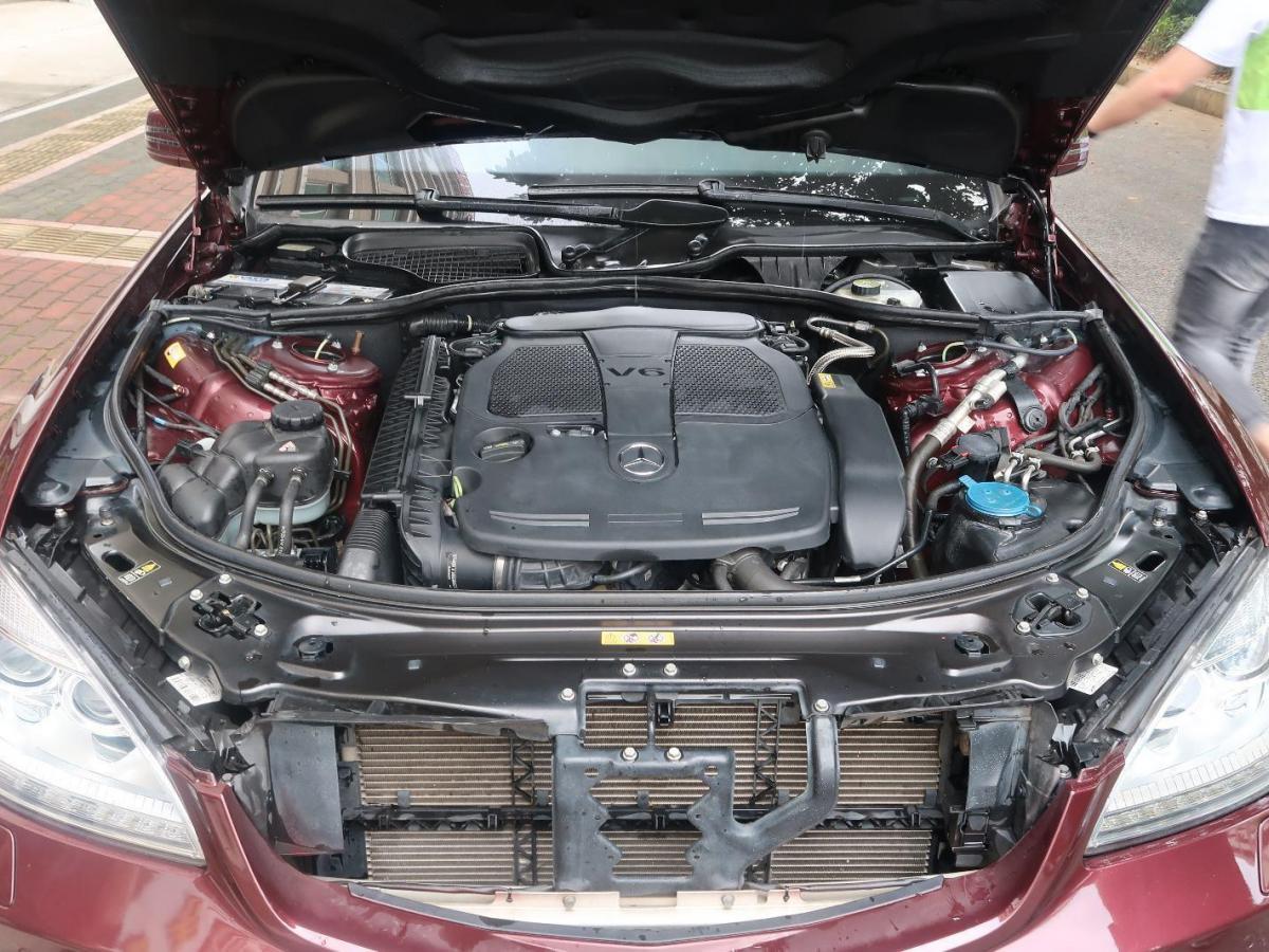 巴博斯 S级  2011款 38S图片