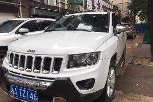 2013年5月 Jeep 指南者 2.4 豪华版