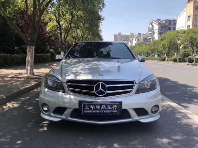 奔驰 奔驰C级AMG  2012款 AMG C 63 动感型