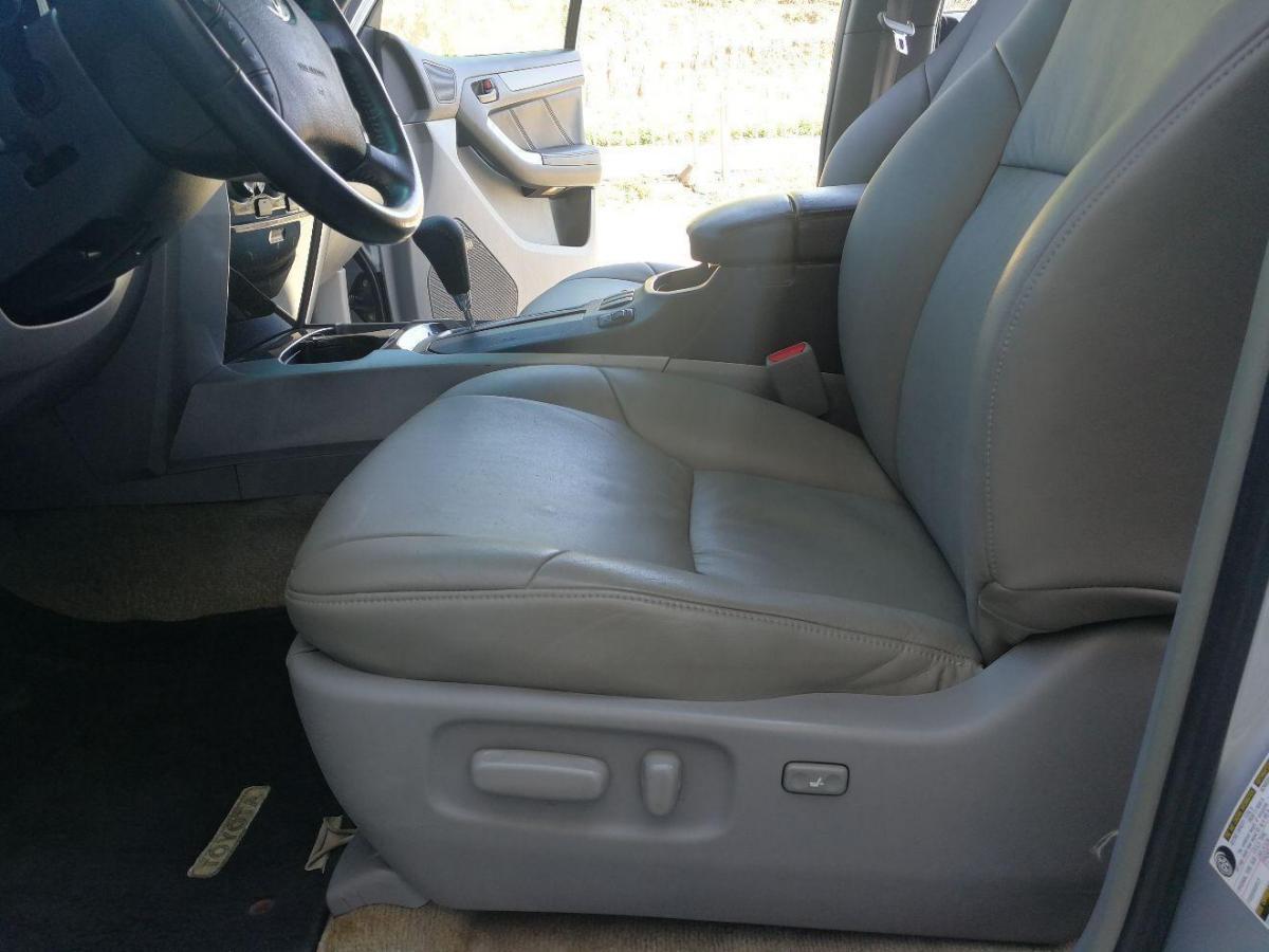 丰田 普拉多  2003款 4.0L 自动图片