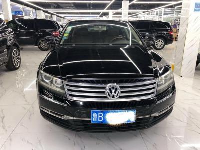 2012年1月 大众 辉腾(进口) 3.6L V6 5座加长Individual版图片