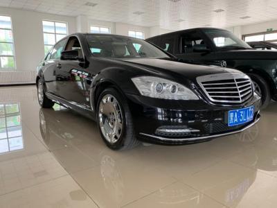 奔馳 奔馳S級  2010款 S 350 L 4MATIC