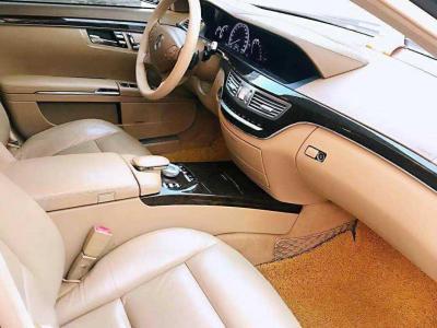 2011年1月 奔驰 奔驰S级(进口) S 300 L 尊贵型 Grand Edition图片